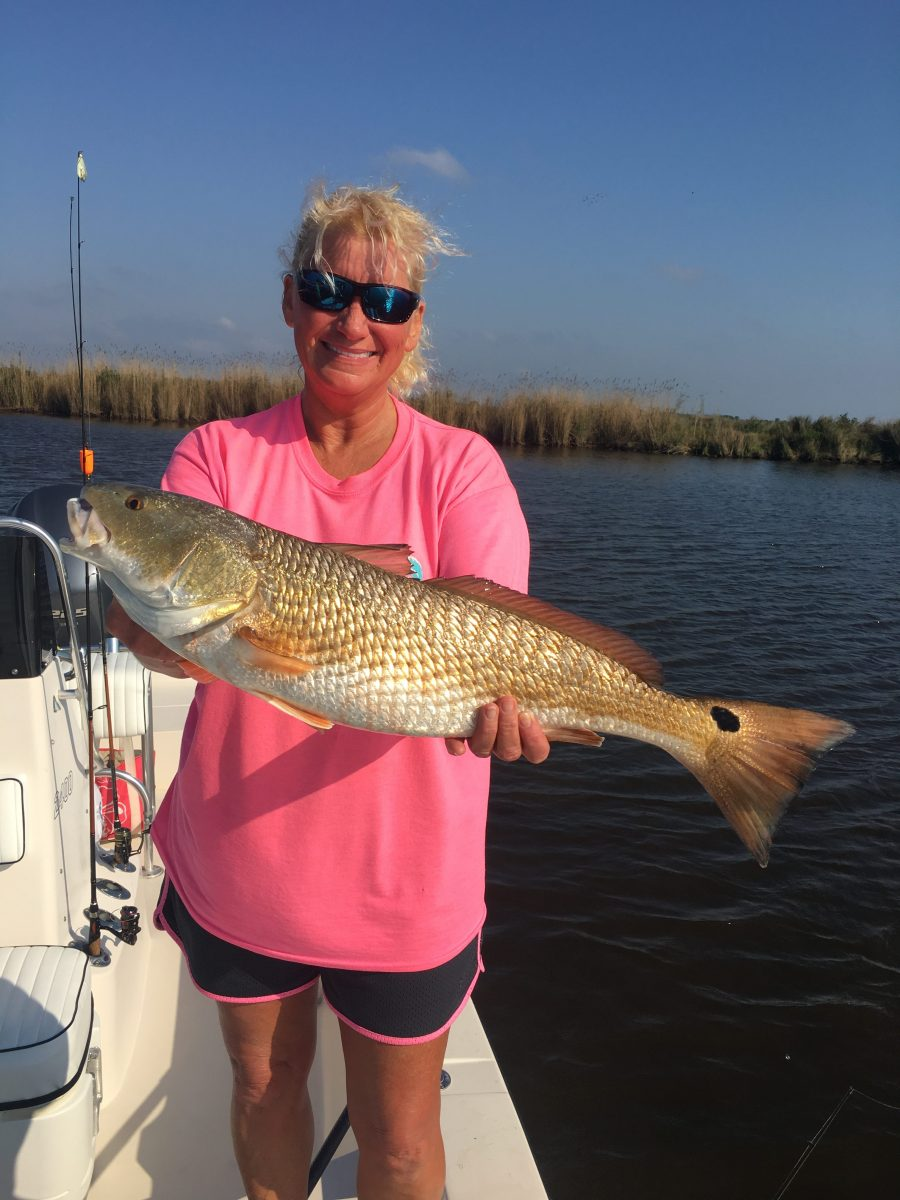 New orleans fishing new orleans charter fishing with for New orleans fishing
