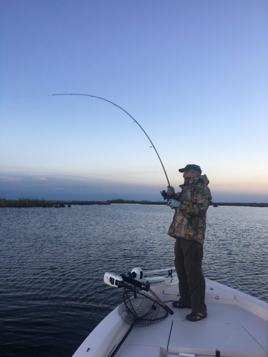 New orleans fishing guide capt brock ledet new orleans for New orleans fishing