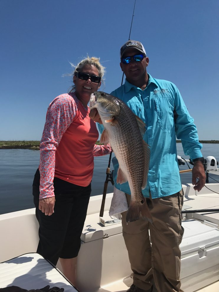 Fishing charter near new orleans with capt brock ledet for Fishing charters new orleans